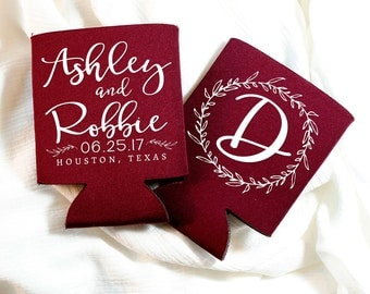 Rehearsal Dinner Favors Wedding Monogrammed Personalized Gifts