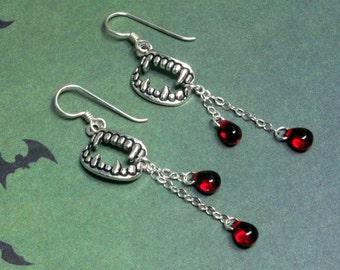 Vampire Jewelry Etsy