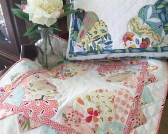 Dresden Dreams Pillow/mat