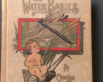 The Water Babies By Charles Kingsley- 1900's