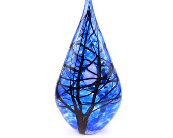 Hand Blown Glass Sculpture