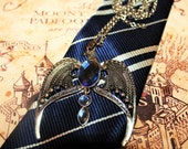 Harry Potter Inspired Ravenclaw Diadem Necklace - Packaged for gift giving <3 - Hogwarts Party Favors