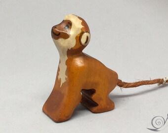 Monkey baby sitting