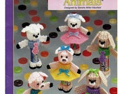 Easter candy Animals Plastic Canvas Collector's Series Pattern The Needlecraft Shop 400214
