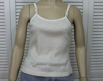 Vintage T Shirt Top Sleeveless 1980s Size Large COOLWEAR