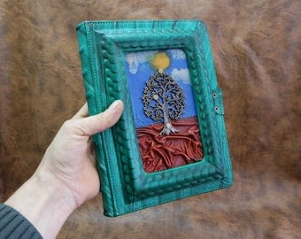 handmade leather ipad air2 case / Handmade Leather iPad Air2 Cover , leather iPad case