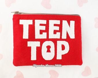 Teen Top Pouch