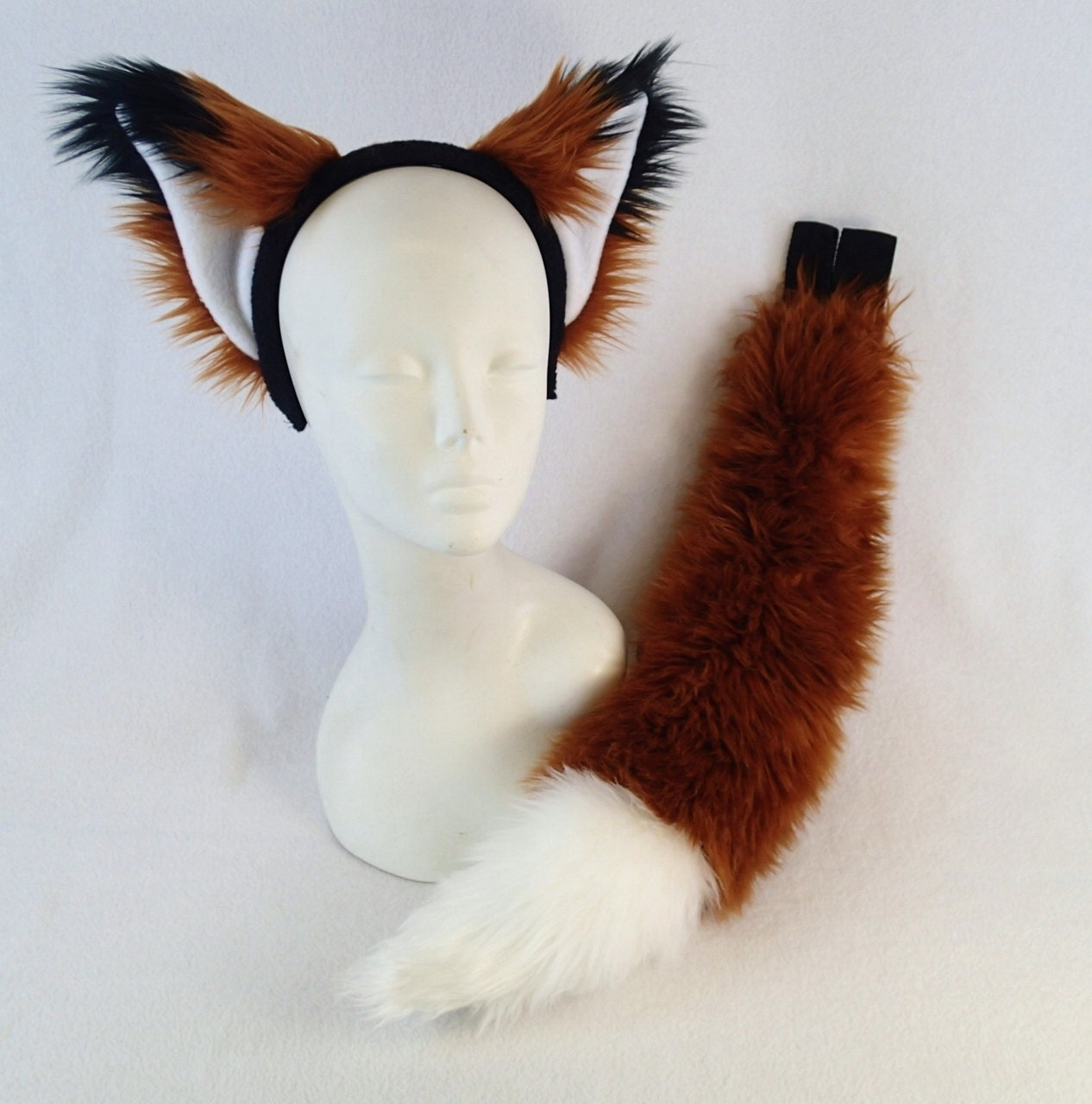 How To Make Cosplay Cat Ears And Tail