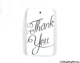 Thank you tags-pack of 25