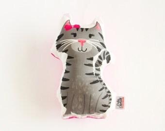 Cat Soft Toy - Plush Toy - Kids Toy