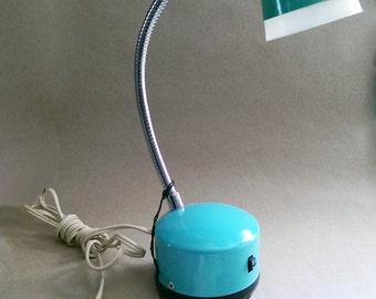 Vintage Mid Century Hi Instensity Task Desk Lamp - USA