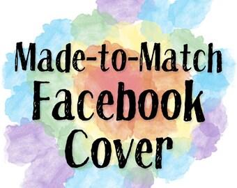 Facebook Cover - Made to Match Existing Design