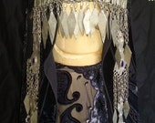 August sale was 75 now 65 Tribal wedding headpiece