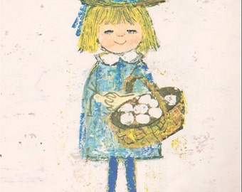 Who's In The Egg? (A Big Golden Book) by Alice and Martin Provensen