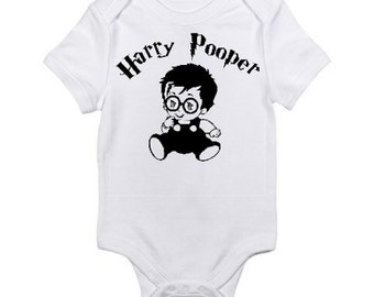 Harry Potter Nurcery Gift / Harry Potter Baby Bodysuit / Harry Potter Baby Shower Gift / Funny Harry Potter Onesie / Harry Potter Baby Gift