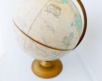 Cram Imperial Globe, World Globe