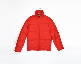 70s Puffy Coat