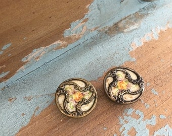 Victorian Shirt Buttons or Cuff Links