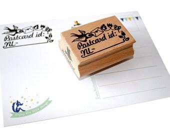 Postcrossing stamp NL