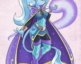 MLP Adventuring is Magic: Trixie Print