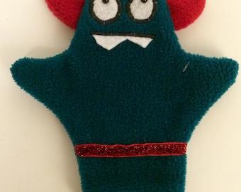 Monster Puppet: Benson