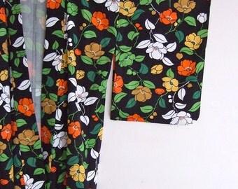 Japanese flower kimono | size M