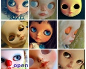 Preorder of Custom Service Work for your Blythe Doll  by Blythe in Wonderland