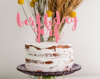 Cake Topper, Girls Birthday Cake Topper, Baby Shower Cake Topper, Birthday Cake Topper, Cake Topper, Custom Cake Topper