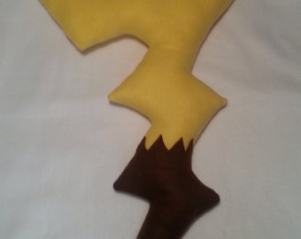 Pokemon Cosplay Pikachu Tail