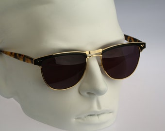 Best country Mod S2/ Vintage sunglasses / 90S / NOS /  90s Classic aviator 1design by the Italian designer