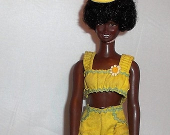 1974 African American Doll
