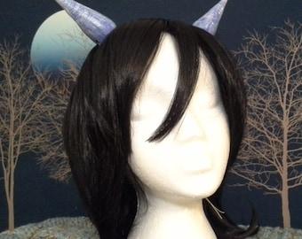 Ice Demon Costume Horns *SALE*