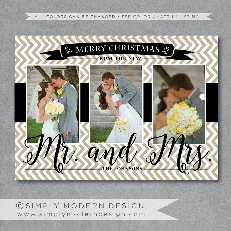 Newlywed Christmas Cards - Best 25+ Newlywed christmas card ideas on ...