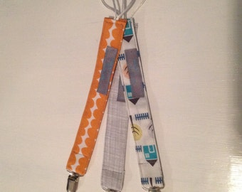 Pacifier Straps, Pacifier Clip, Sippy Cup strap, baby gift