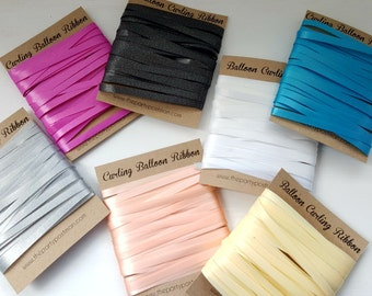 Curling Ribbon for Balloons or Ribbons for Wrapping Paper 10m