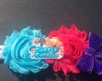 Bubble Guppies Headband