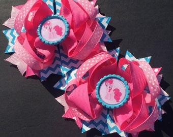 Pinkie Pie (MLP) Pigtails