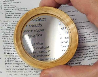 Magnifying Glass - Wood