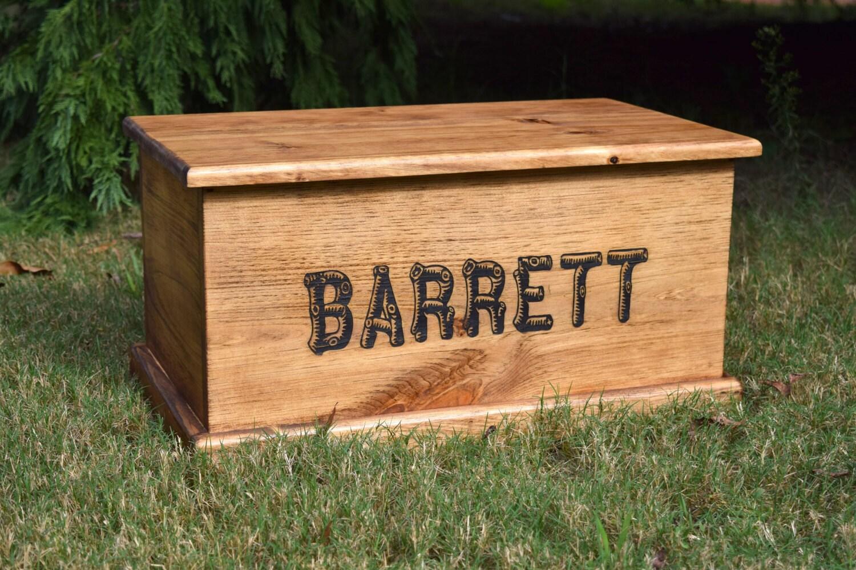 kinder spielzeug box holzkiste andenken box memory box. Black Bedroom Furniture Sets. Home Design Ideas