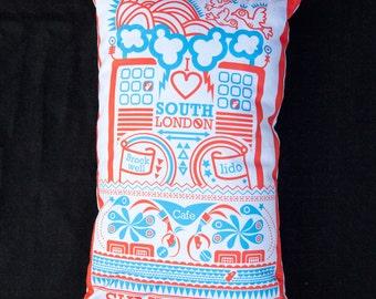 South London cushion