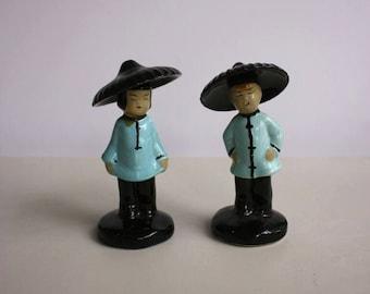 Chinoiserie Figurines
