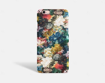 iPhone 7 Case Vintage Floral Phone 6 Case Floral iPhone 6S Case Floral iPhone SE Case Floral iPhone 5 Case Floral Floral