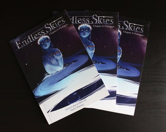 Endless Skies: Prologue (Indie Comic 1st Chapter)