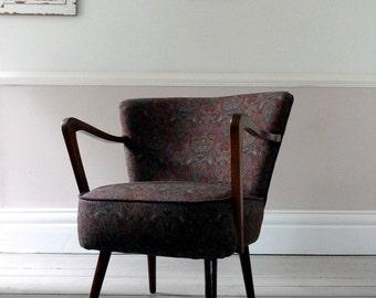 Vintage Members Lounge Chair 1950-1955