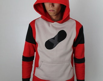 Foxy Five Nights at Freddy's Cosplay Hoodie