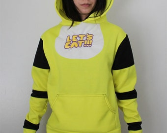 Chica Five Nights at Freddy's Cosplay Costume Hoodie
