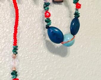 Turquoise Rose Bracelet