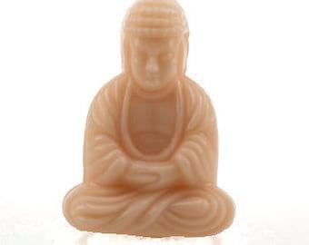 25x18 Buddha Bead 2pcs