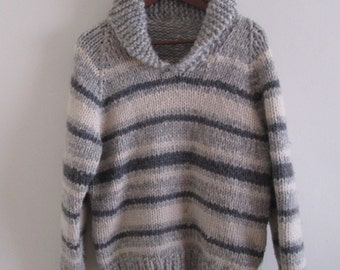 Vintage Cowichan Sweater/Pullover