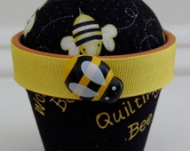 Bee #5: Stick-It-To-Me! Pin Cushion